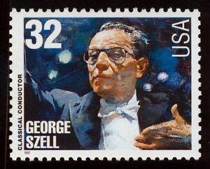 #3160 32c George Szell, Nuevo Cualquier 5=