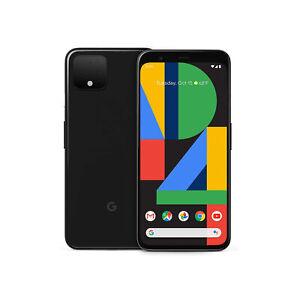 Google Pixel 4 64GB Unlocked Smartphone Just Black