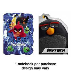 Angry-Birds-Shaped-A6-Notebook-Stationery-School-Stocking-FILLER-Christmas