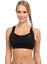 Brooks-Women-039-s-Black-Uplift-Crossback-Bra-Size-L-11011 thumbnail 1