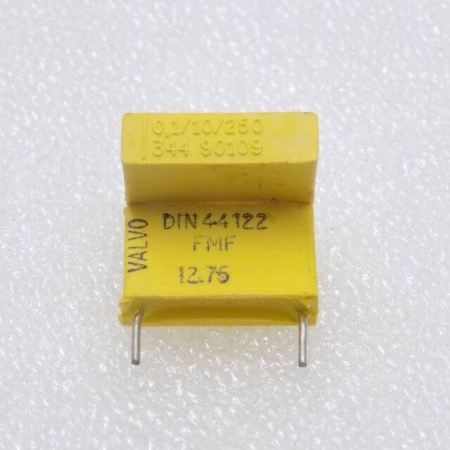 .02uF 250V 2/% precision  BC Components MKP 418 polypropylene capacitors  25 pcs
