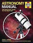 Astronomy Manual von Jane A. Green (2015, Taschenbuch)