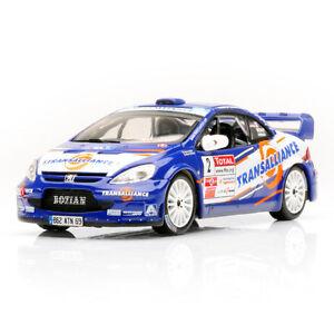Peugeot-307-WRC-2-Henry-1st-2007-Rallye-Cevennes-IXO-RAM292-Diecast-1-43