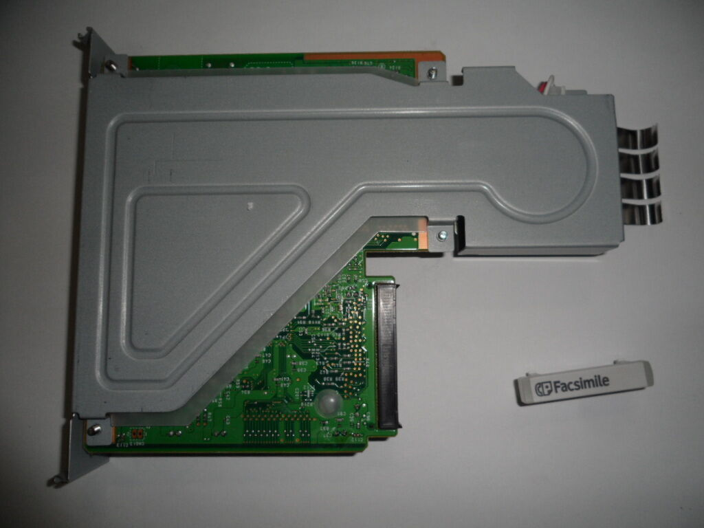 RICOH FAX OPTION KIT TYPE C2550 414925 MP C2050 MP C2550