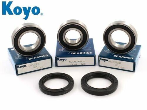 Aprilia RSV4 FACTORY 1000 2009-2011 Genuine Koyo Rear Wheel Bearing /& Seal Kit