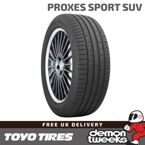 1 x Toyo Proxes Sport SUV Performance