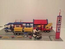 Lego 6393 Big Rig Truck Stop (1987) Classic Vintage Town