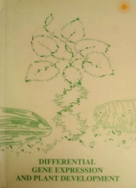 Differential Gene Expression and Plant Development, , Very Good Book
