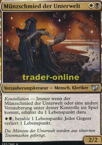Commander 2015 Magic underworld Coinsmith 2x münzschmied des enfers