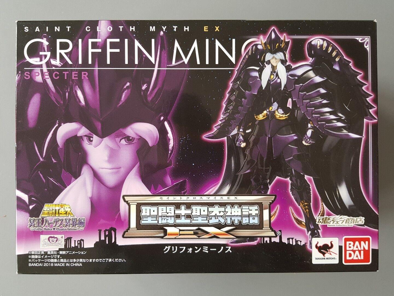 ahorra hasta un 70% Saint Seiya  Myth Cloth  Minos Griffon Griffon Griffon Griffin EX  Neuf New Sealed  soporte minorista mayorista