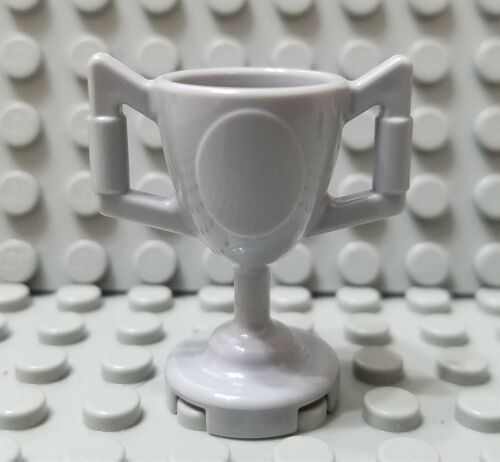 LEGO New Friends City Minifigure Winner/'s Trophy Light Bluish Gray