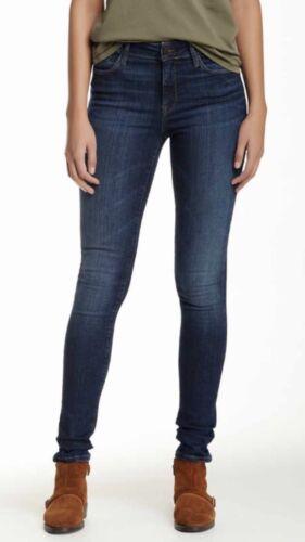 Alissa Taglia Retail Highrise Reform 148 Dark Nwt Gold Skinny Super 31 Mavi Jean Cqxw64ZRc5