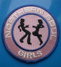 NORTHERN SOUL PATCH - SOUL GIRL DANCERS - NORTHERN SOUL GIRLS