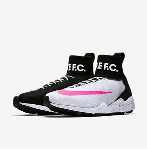 01f7393bec7bd Nike Zoom Mercurial Flyknit   852616 100 Pink Blast Men SZ 7.5 - 13 ...