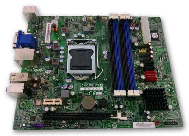 H2 NEW uATX Desktop Motherboard Q67 1155 LGA1155 DDR3 Q67H2-AD Intel Acer
