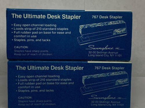 GN 2 Boxes Of Swingline Standard Staples 210 5,000 Per Box