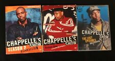 dave chappelle s show the complete series dvd unrated uncensored comedy for sale online ebay dave chappelle s show the complete
