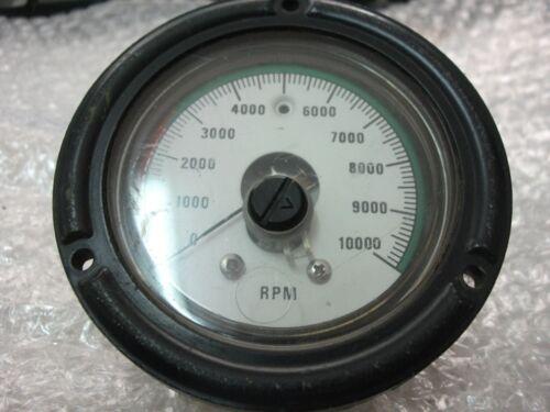 Aircraft Avionics RPM Indicator vintage