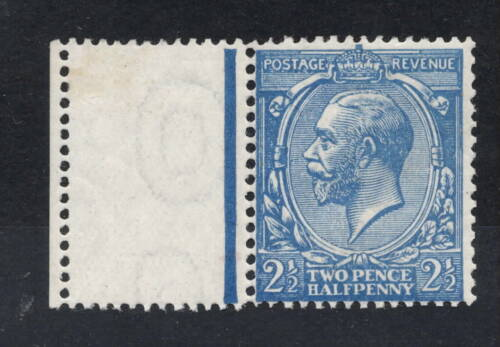 GV N218 2 12d Powder Blue dp shade. Fine unmounted mint marginal.