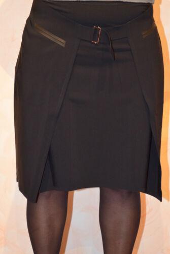 Noire 44 Neuve Jupe 320€ Taille Girbaud Étiquette Marithe Valeur Francois qppPR