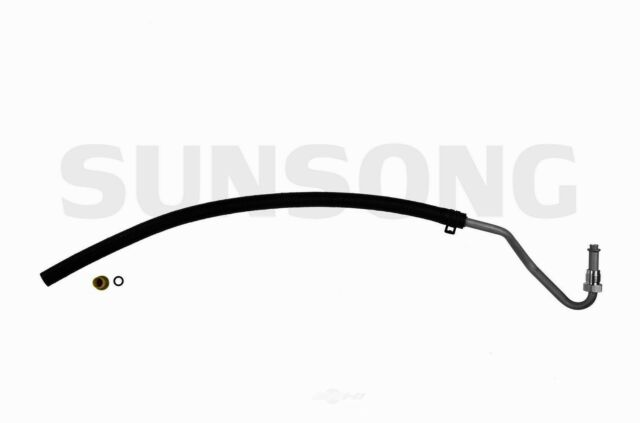Power Steering Return Line Hose Assembly Sunsong North America 3401141