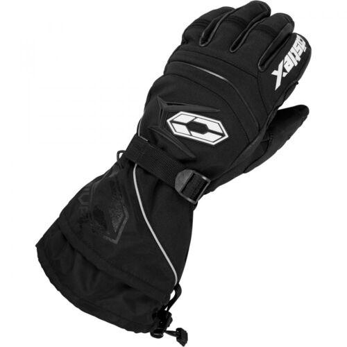 Castle X Rival Glove Black Small thru 3XL