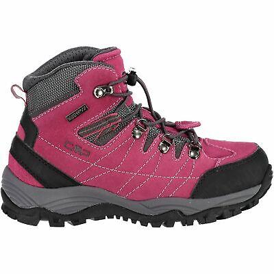 Dolce Cmp Trekking Scarpe Outdoorschuh Kids Arietis Trekking Shoes Wp Rosa Impermeabile-