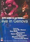 Beppe Gambetta and Friends Live in Genova 0796279098885 DVD Region 1