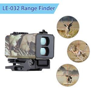 700M-Range-Riflescope-Mate-Mini-Laser-Range-finder-Laser-Speed-Velometer-Mount