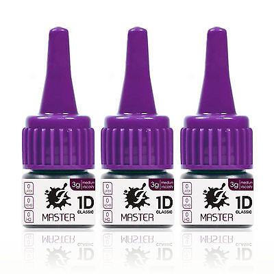 FairyFix MASTER 3g X3 Eyelash Extension Glue Semi Permanent Adhesive UK