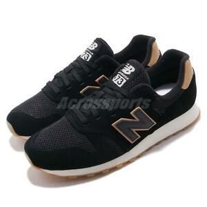 New-Balance-ML373BSS-D-Black-Brown-Gum-Hommes-Chaussures-De-Course-Baskets-ML-373-bssd