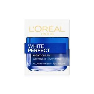 New-L-039-Oreal-Paris-White-Perfect-Night-Cream-50ml