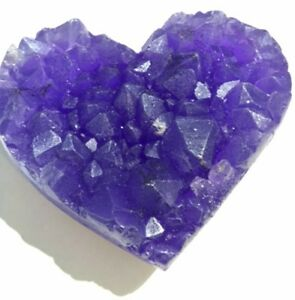 AMETHYST-HEART-Silicone-Mould-Mold-Soap-Candle-Plaster-Resin-Hand-Made