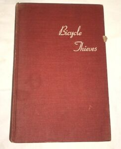 Bicycle-Thieves-Luigi-Bartolini-Macmillan-Co-1950-1st-Ed-Vittorio-De-Sica-Thief