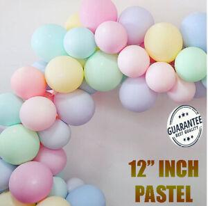 100Pcs-12-034-Macaron-Candy-Pastel-Latex-Ballon-Fete-de-Mariage-Decoration-Anniversaire