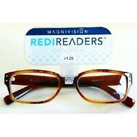 Foster Grant Magnivision Light Brown Glasses (m68) Choose Your Strength