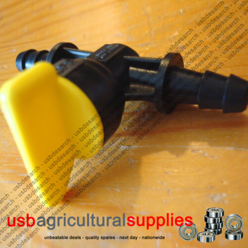 """LAWNMOWER FUEL TAP 1//4/"""" HONDA MURRAY NEXT DAY DELIVERY PETROL HAYTER"""
