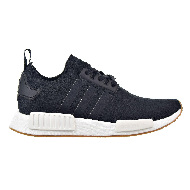 Adidas NMD_R1 Primeknit Black/Gum/Running