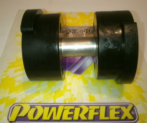 1 Differential Pu Buchse Lager HA Audi 80 90 Coupe Quattro Powerflex PFR3-107blk