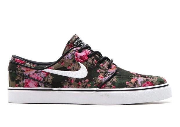 Nike ZOOM STEFAN JANOSKI PR Black (621) Floral Digi Camo Discounted (621) Black Men's Shoes 97ffb9
