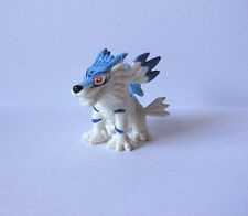 "Bandai Digimon 1"" Garurumon gashapon mini action figure toy Japan Gabumon"