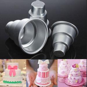 DIY-Mini-3-Tier-Cupcake-Pudding-Chocolate-Cake-Mold-Baking-Pan-Mould-Party-Grey