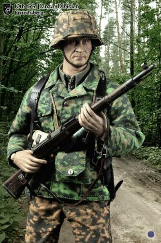 WWII German 10th Panzer Division Frundsberg 1//6th Scale Action Figure by CalTek