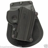 Fobus Tactical Concealment Holster Paddle Makarov 9x18 380 Llama Micromax Pistol