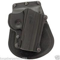 Fobus Tactical Concealment Holster Paddle Makarov 9x18 380 Llama Micromax Pistol
