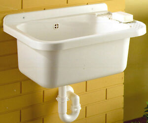 Lavello Da Giardino In Plastica : Lavatoi per esterno in resina lavabo resina ebay lavatoio
