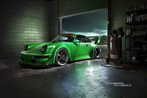 Rauh-Welt RWB Porsche PackWaterslide Decals for Hot Wheels 1//64 model cars