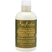 Shea Moisture Yucca - Aloe Thickening Growth Milk 8 Oz (pack Of 2) on sale