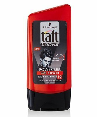 Schwarzkopf Taft Power V12 Power Gel Hair Styler