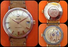 ENICAR-Ocean Pearl-Star Jewels-vintage Automatic-cal.AR 1125-plaque 20micron-